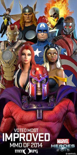 superhero cosplay banner