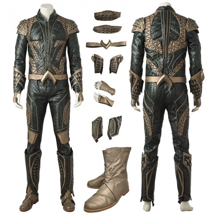 Aquaman Cosplay Costumes